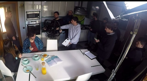 Making Of Spot Adecco