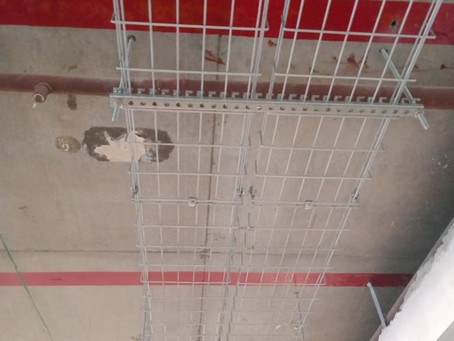 Cost Effective GI Wiremesh Cable Tray for Indian Price Sensitive Market