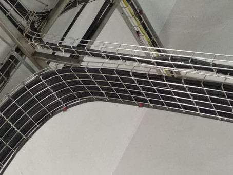Why to use Wiremesh Cable Tray instead of Perforated Cable Trays