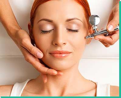 Oxygen Vitamin Infusion Facial