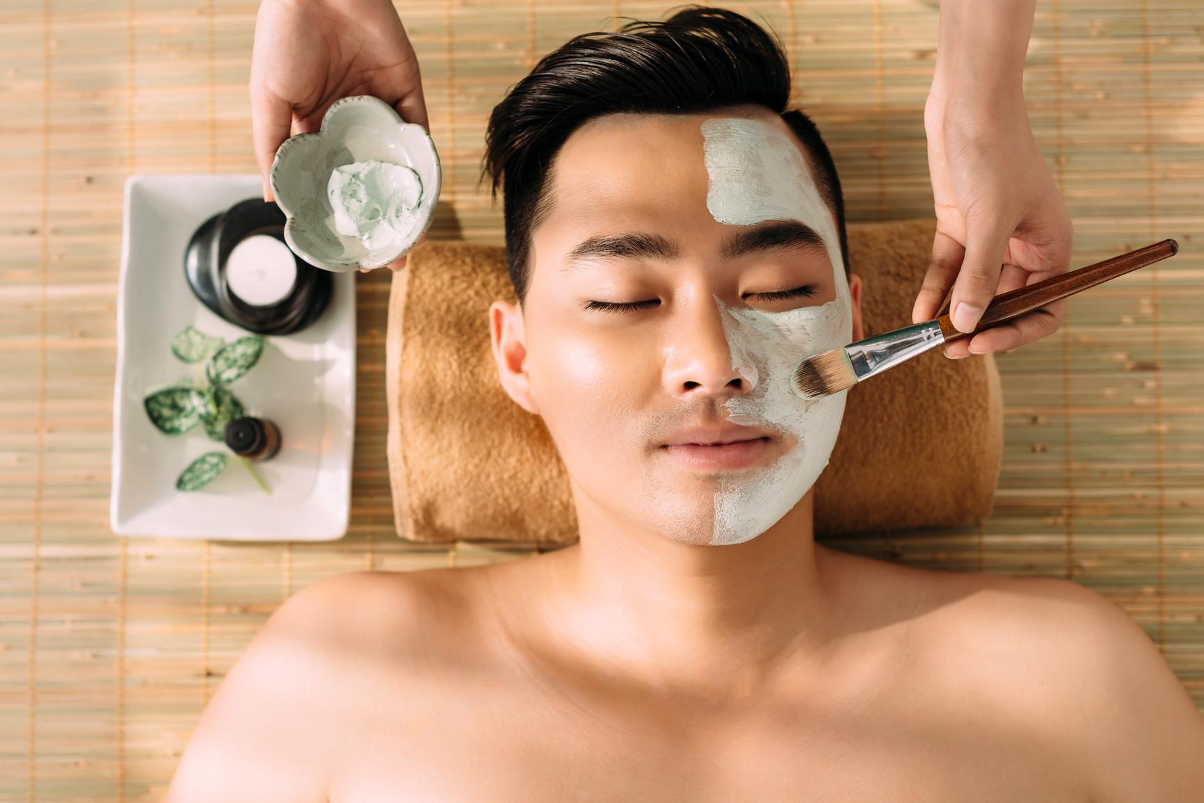 Men's Cleansing facial