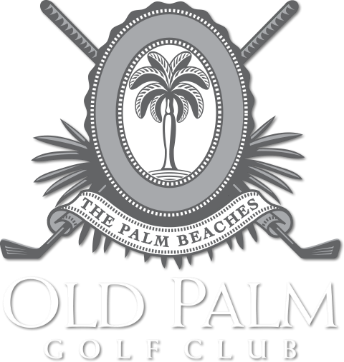 Old Palm logo