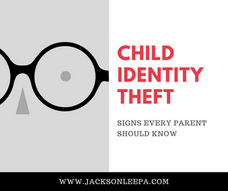 Child Identity Theft: Signs Every Parent Should Know