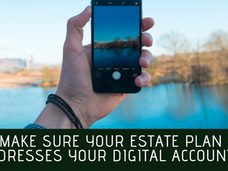 Social Media, Cloud Files, and More: Make Sure Your Estate Plan Addresses Your Digital Accounts