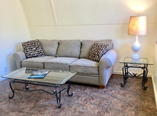 Cabin 14 Living Room