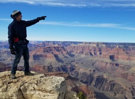 Rim Trail, Grand Canyon National Park