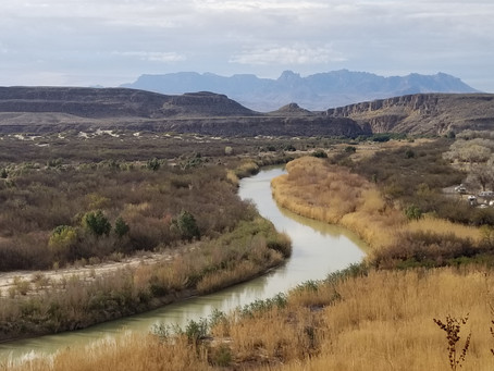 Rio Grande Village Trail, Big Bend National Park, TX