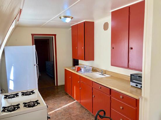 Cabin 11 Kitchen
