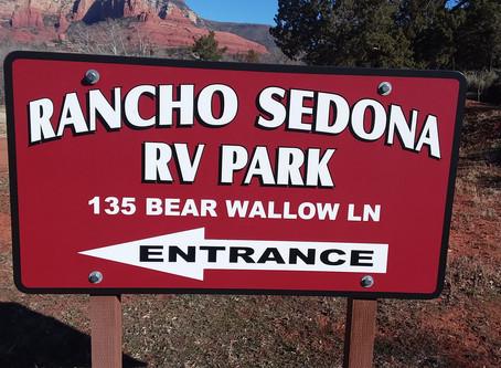 Rancho Sedona RV Park, Sedona, AZ