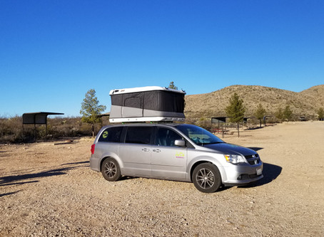 Whites City RV Park and Campground, NM