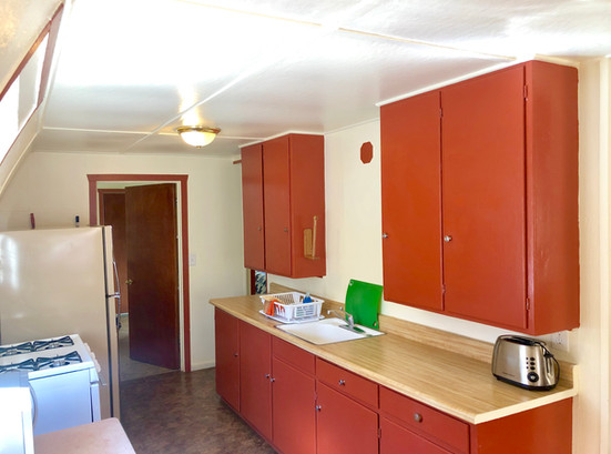 Cabin 14 Kitchen 1