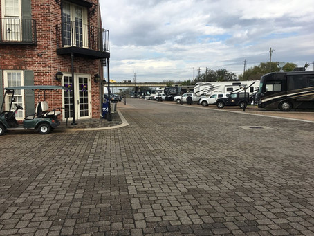 French Quarter RV Resort, New Orleans, LA