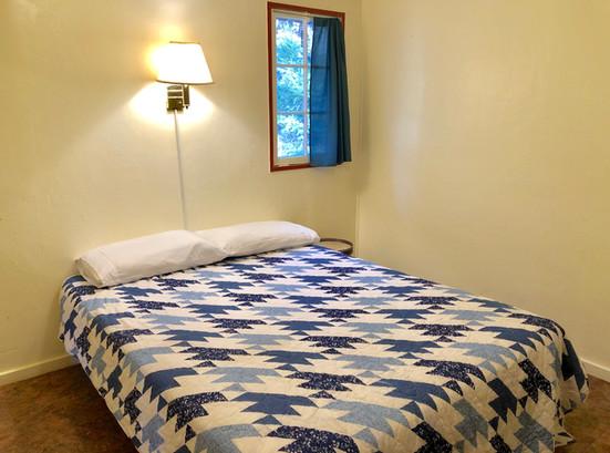 Cabin 6 Bedroom 1
