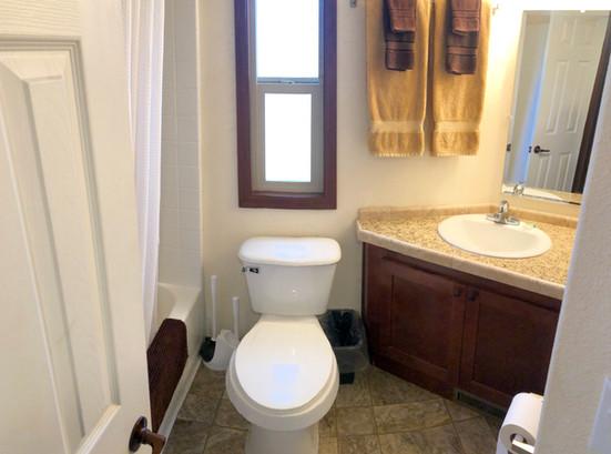 Cabin 3 Bath