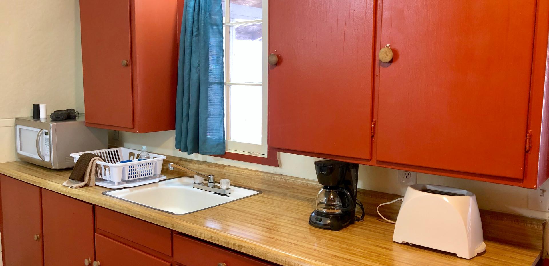 Cabin 1 Kitchen 1