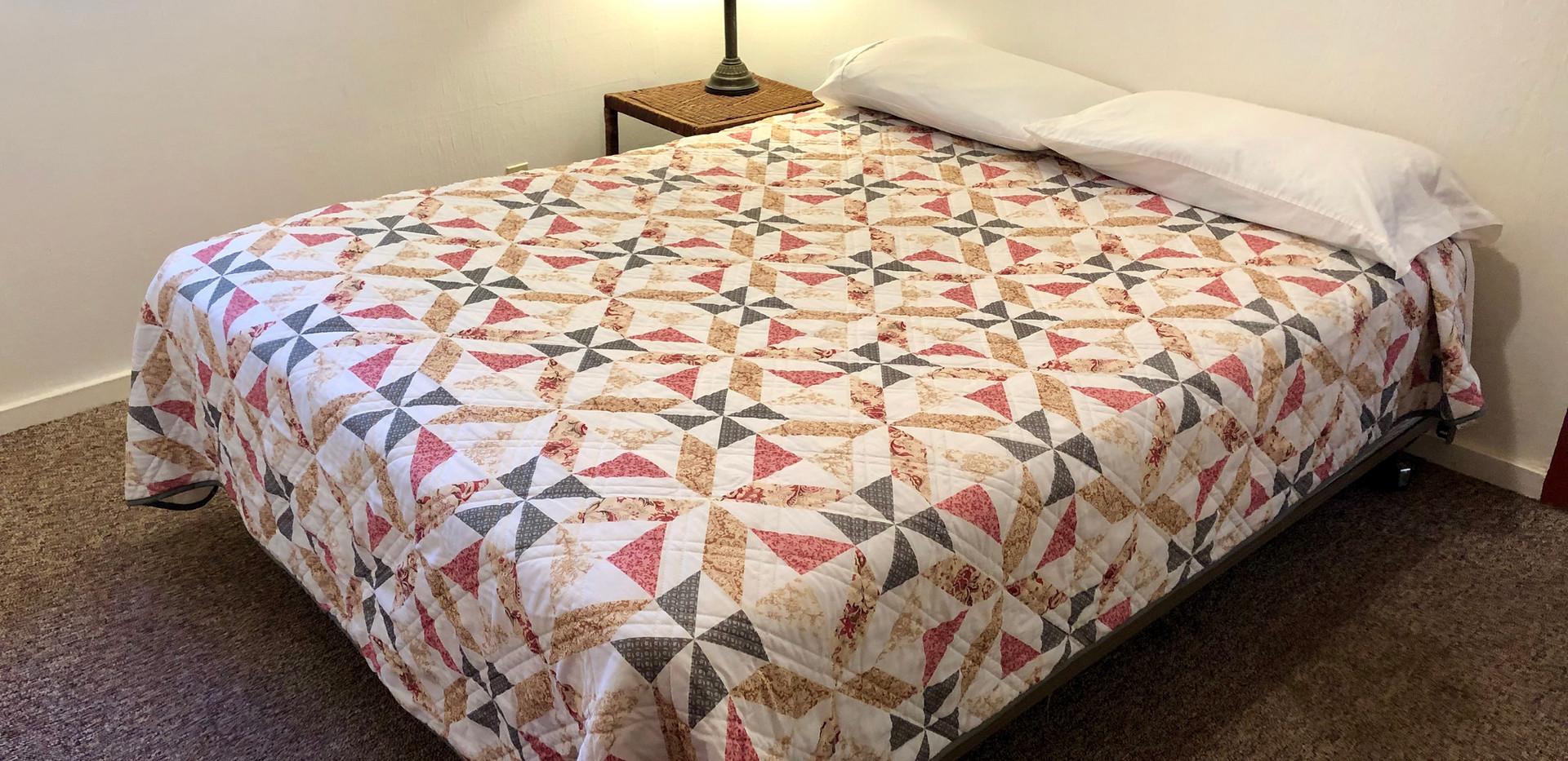Cabin 9 Bedroom 1