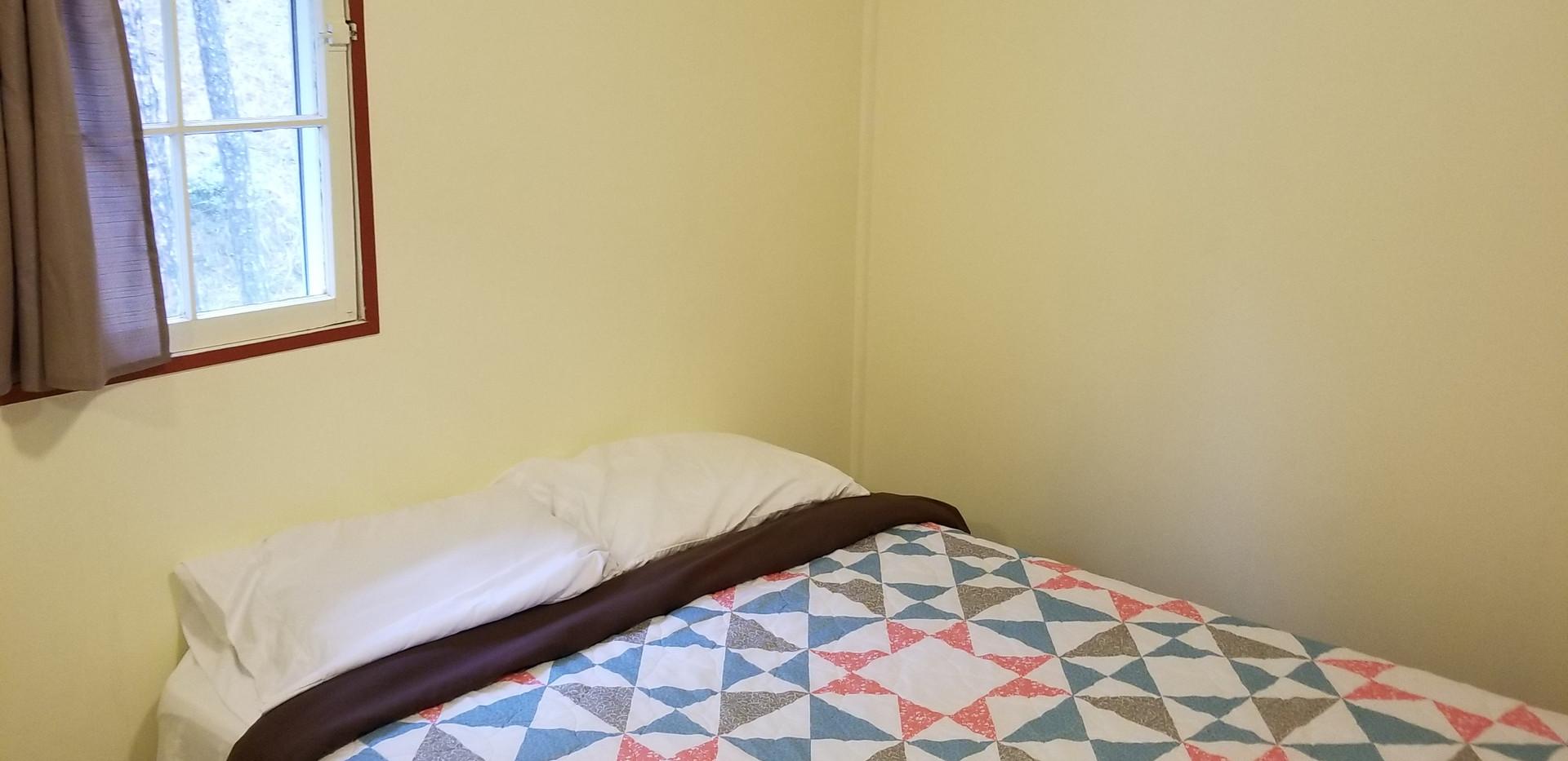 Cabin 7 Bedroom 1.