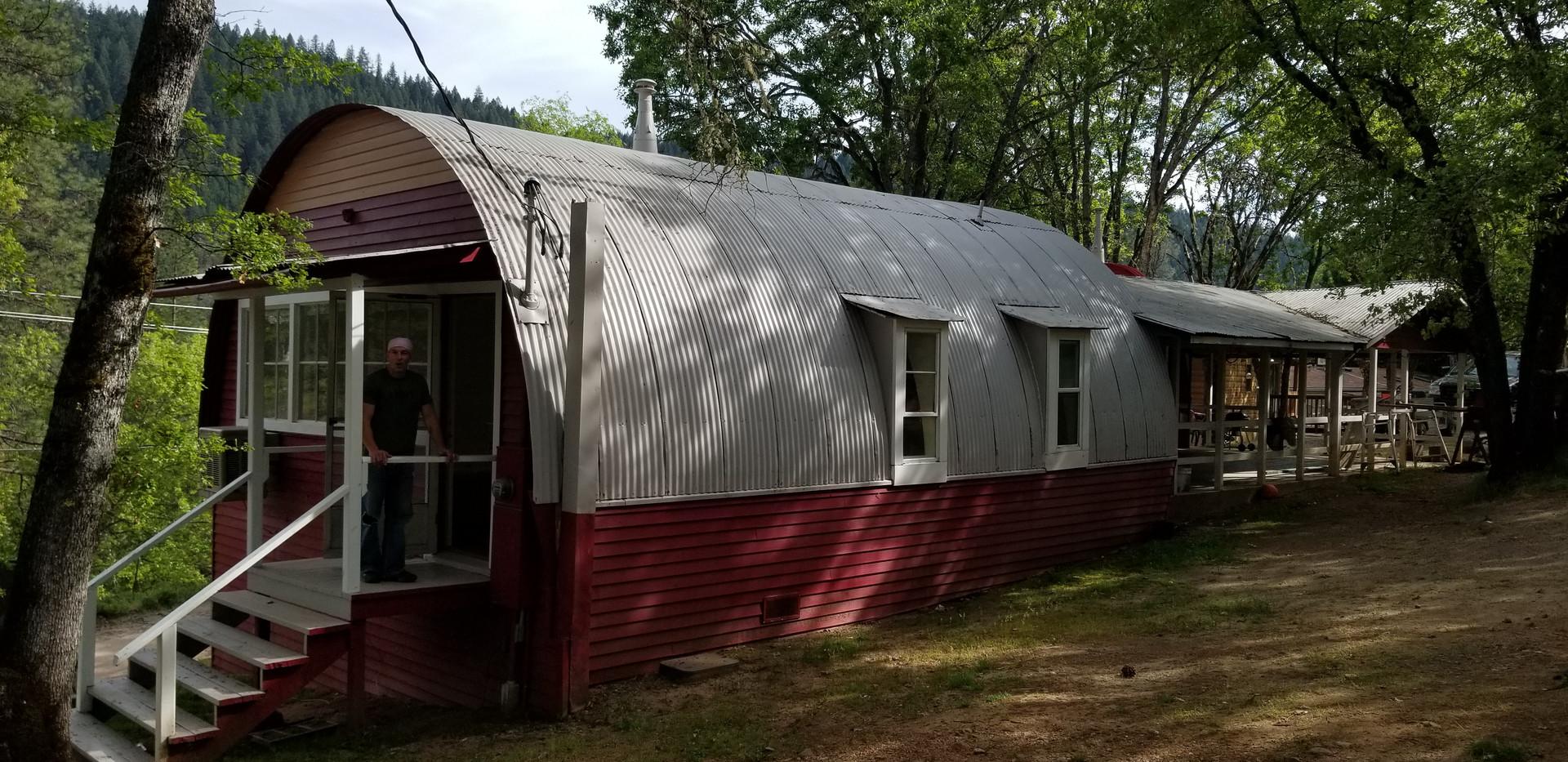 Cabin 1 Exterior 2
