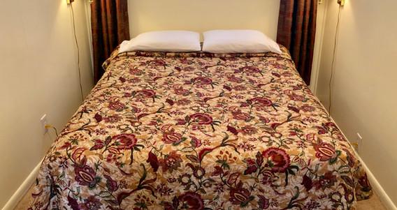 Cabin 16 Bedroom