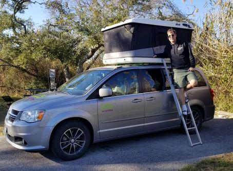 Fort Pickens Campground, Pensacola Beach, FL