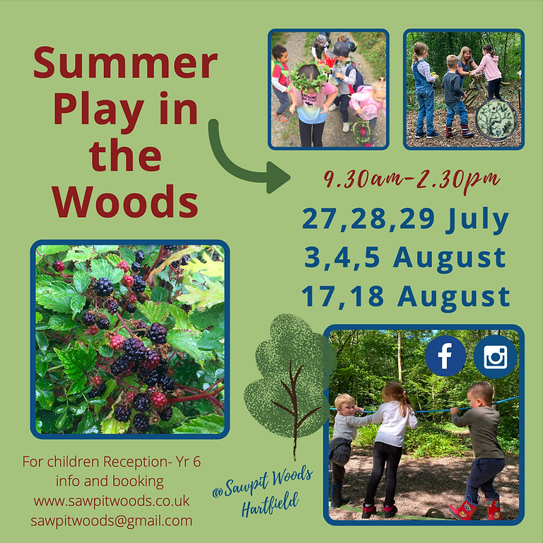 Summer Play 28th July