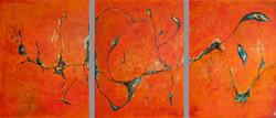 Triptych  Acrylic