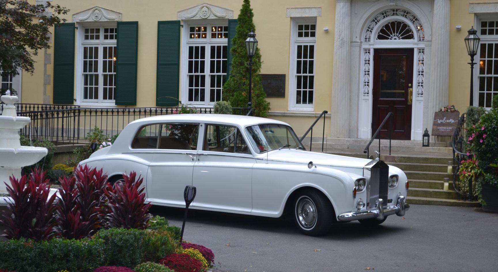 1968 Phantom V Rolls Royce