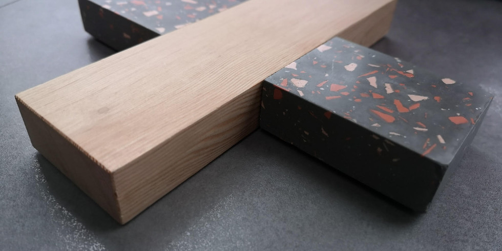 Introduction to terrazzo casting and woodwork