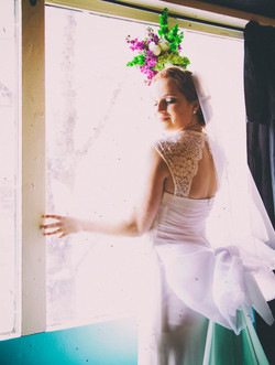 Bride at The Loft Collective