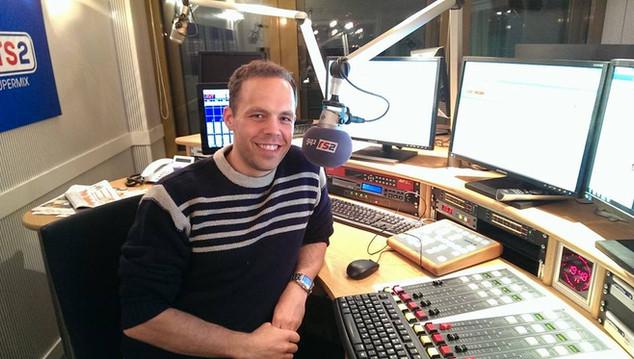 Radio: Moderator @ 94.3 rs2 Berlin