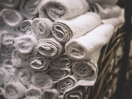 Remember a Fresh Towel!