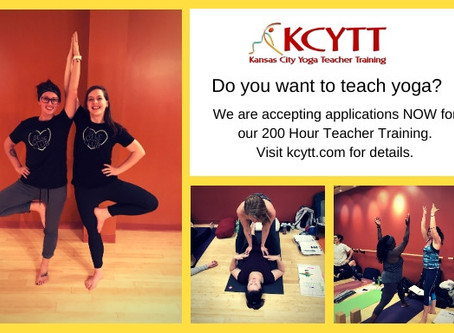 200 HR Yoga Teacher Training Starts in March!