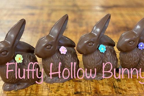 Fluffy Hollow Bunny