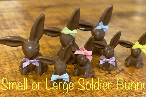 Soldier Bunny