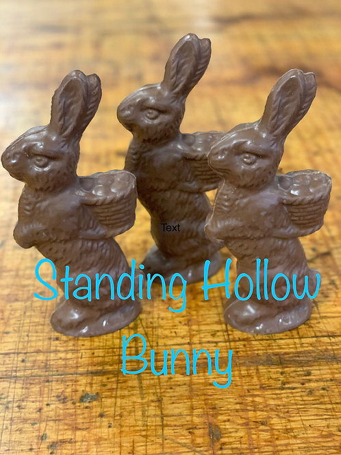 Standing Hollow Bunny