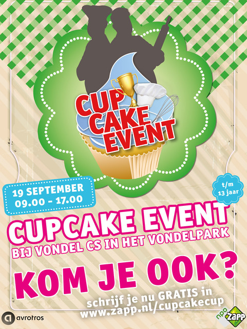 CupCakeCup event