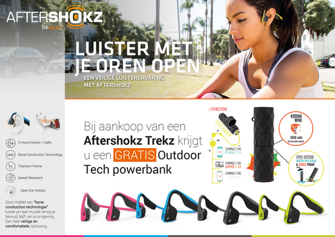 Aftershokz - Flyer