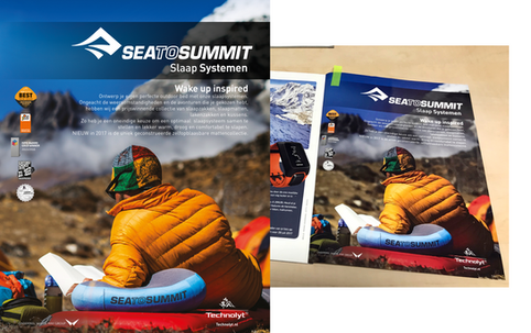 Sea to Summit - Advertentie