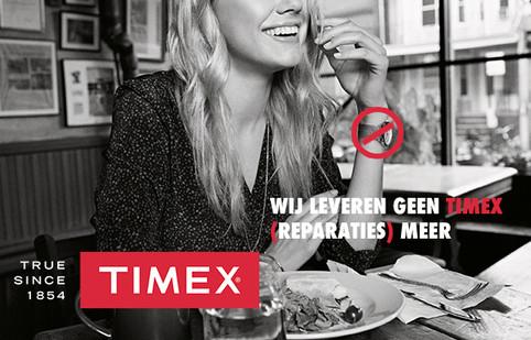 Timex - Banner