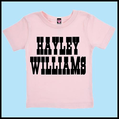 Hayley Baby Tee <3
