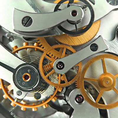 Engranajes de la máquina