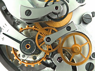 Photo of cogs and gears representing the complexity of Content Marketing Strategy and Planning