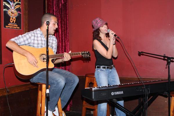 Yehoshua Bar, Tel Aviv