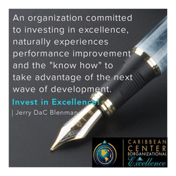 Excellence Quotes - 2019 Series Q2-034