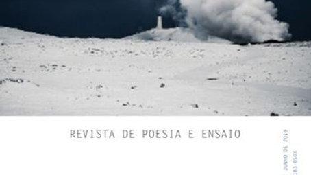 """""""Cintilações: Revista de Poesia, Ensaio e Crítica, Nº 3, 2019"""""""