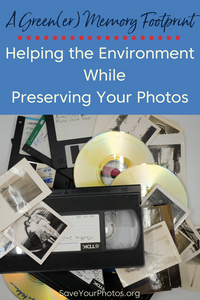 A Green(er) Memory Footprint: Helping the Environment While Preserving Your Photos | SaveYouPhotos.org