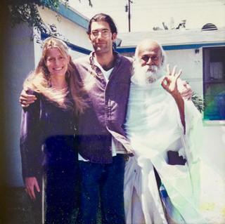 Con i miei genitori, circa. 2001
