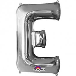 "LETTER E - AIRFILL 16"" LETTERS (SPELL OUT WHAT YOU LIKE)"