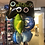 Thumbnail: Games controller, aged all foil Balloon Bouquet