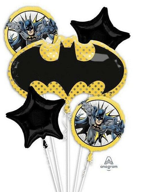 Batman Justice League Foil Bouquet